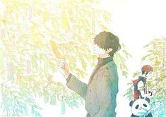 Anime Dad, Kobayashi San, Disney Shows, Day Off, Drawing S, Aesthetic Anime, Manhwa, Character Art, Fan Art