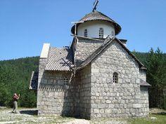 Orthodox medial age church St.Đorđe
