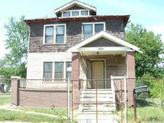 Cheap $4,900 home for sale located at Wyoming St Detroit, MI 48204, Detroit, MI 48204, Wayne County, 3 Beds, 1 Baths, 1488 Sq/Ft Cheap Property For Sale, Wayne County, Renting A House, Wyoming, Baths, Detroit, The Neighbourhood, Shed, Mary