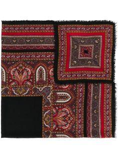 Achetez Yves Saint Laurent Vintage écharpe à motif cachemire 6c03069d8b73