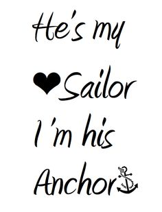 8 Best Navy Girlfriend Quotes <3 images | Navy girlfriend ...
