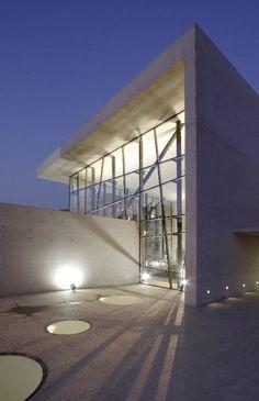 [ Museo, Centro Cultural y Teatro Carabineros de Chile | Gonzalo Mardones Viviani ]