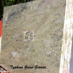 Typhone Green Granite
