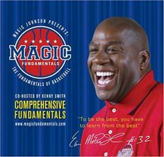 Magic Johnson – The Fundamentals of Basketball
