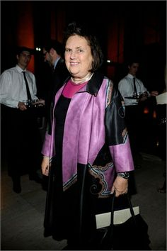 Suzy Menkes - armani one night only