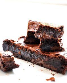 Brownie au Nutella pour 6 personnes - Recettes Elle à Table