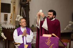 """Missa de inauguração da Exposição """"Sagrada Família, Família Sagrada"""""""