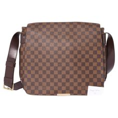 395bab195277 Louis Vuitton Damier Ebene Portobello Crossbody Bag