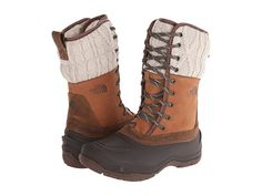 The North Face Shellista Lace Mid Dachshund Brown/Demitasse Brown - Zappos.com Free Shipping BOTH Ways