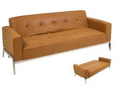 Sofá cama vintage                                                                                                                                                                                 Más