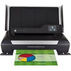 HP OfficeJet 150 InkJet L511a Mobile All-in-One MultiFunction Color Printer Scanner Copier CN550A#B1H