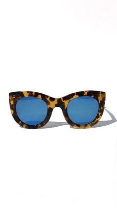 2e8f1cb482 Illesteva Tortoise Boca Sunglasses – Abejas Boutique