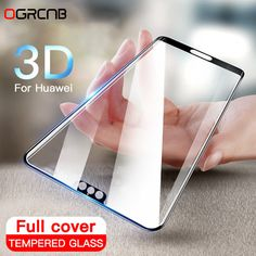 Screen Protector Glass For iPhone Xs Max Xr Xs X Full Cover Protective Glass Film On Huawei Honor Tempered Glass Film Phone Screen Protector, Tempered Glass Screen Protector, Presents For Photographers, Huawei P10, Cheap Phones, Dust Plug, Samsung, Glass Film, Panzer