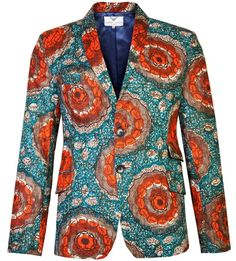 African print suits for Men African Wear, African Attire, African Dress, African Inspired Fashion, African Print Fashion, Ankara Fashion, Kitenge, Bohemian Style Men, Mens Leather Coats