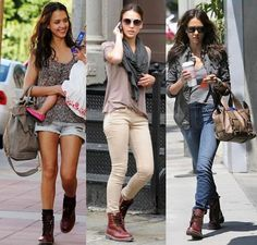 How To Wear Doc Martens; Discover and learn the different attires to wear with Doc Martens / Dr. Martens Boots for a casual and official outfit