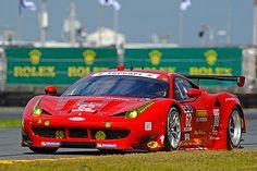 Risi Ferrari, Daytona 24 Hours 2015