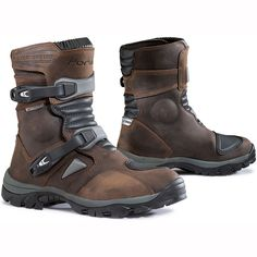 Forma Adventure Low Boots WP - Brown ★★ FREE UK Delivery | FREE UK Returns
