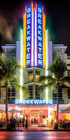 Breakwater - South Beach #Miami #SoBe  http://ebaybullion.shop