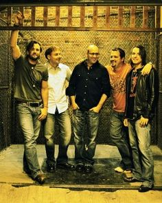 Sister Hazel.  My favorite band!