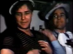 home footage of young marlon brando and monty clift with friend kevin mccarthy - epic...I'm completely in love with this!