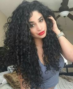 Long Curly Wigs For Fashion Women Natural Hair Synthetic Afro Kinky Curly Wig Curly Wigs, Long Curly Hair, Big Hair, Wavy Hair, Curly Hair Styles, Natural Hair Styles, Deep Curly, Kinky Hair, Pretty Hairstyles