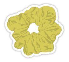 Yellow Scrunchie Stickers In 2019 Sticker Stickers Cute