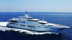 Sold in May 2015, the 55 metre motor yacht Obsession has been renamed Oceana and…