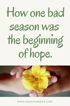 Share with a friend who is going through a difficult time. Reflections on being hopeful, having confidence in yourself, and following your intuition. https://soulpioneer.com/hold-onto-hope-remain-hopeful/