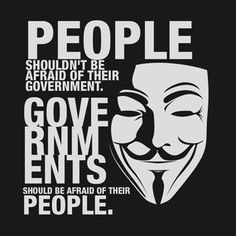Check out this awesome 'Anonymous Shirt Guy Fawkes Mask' design on - Sua pele tudo Mask Quotes, Joker Quotes, Anarchy Quotes, Guy Fawkes Mask, Anonymous Mask, V For Vendetta, Political Quotes, Question Everything, Real Facts