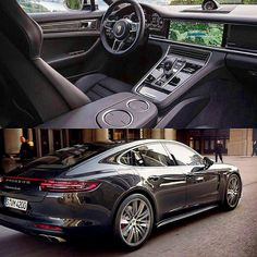 Porsche Panamera S – Luxury Sports Cars Porsche 911, Porsche 918 Spyder, Porsche Macan, Porsche Carrera, Luxury Sports Cars, Best Luxury Cars, Sport Cars, Bugatti Auto, Carros Audi