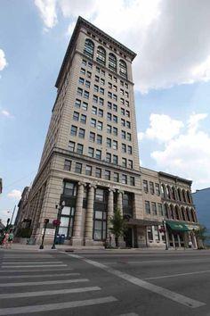 The First National Building, Downtown Lexington, Lexington, Kentucky, KY