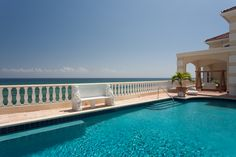 Royal Vista Estate, Grand Cayman, Cayman Islands. Swimming Pool Caribbean luxury property