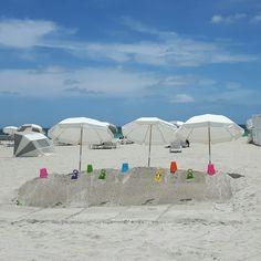 South beach in Miami ❤❤💦🍹