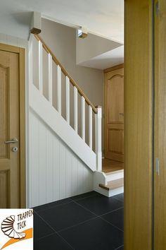 houten trap landelijk interieur trappen teck www.trappenteck.be
