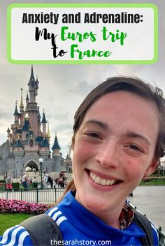 How does football and Disney improve your anxiety on a solo trip...