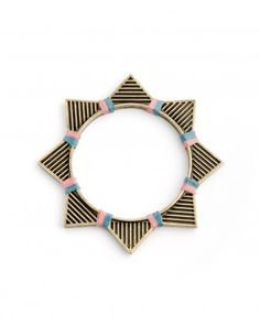 The Morning Star Bangle by Jewelmint.com $29.99