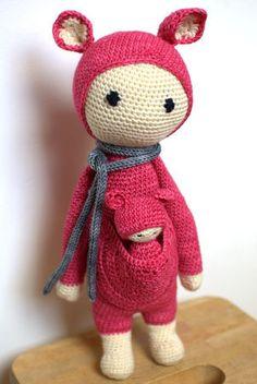 KIRA made by froufrouetcapu / pattern by lalylala