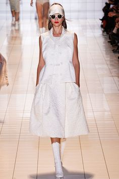 Rochas Spring 2013 Ready-to-Wear Fashion Show