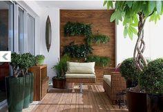 minha nova casinha: Jardim Vertical