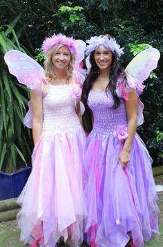 Erwachsenen Fee Kostüm Karneval Fasching Tüll Fee Kleid