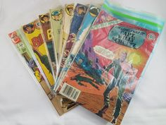 Lot of 8 CHARLTON Comics 70's 80's Billy the Kid Capt Willy Schultz Gunfighters
