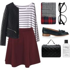 A fashion look from February 2015 featuring Boohoo skirts. Browse and shop related looks.