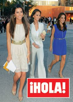 En HOLA: Isabel Preysler y Tamara, en la graduación en Derecho de Ana Boyer Fernando Verdasco, Love Fashion, Fashion Beauty, Fashion Outfits, Outfit Graduacion, Most Beautiful Women, Beautiful People, Spanish Royal Family, Spanish Style
