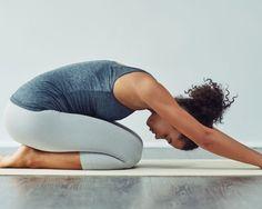 Yoga Poses For Sleep, Yoga Poses For Back, Sleep Yoga, Easy Yoga Poses, Back Stretches For Pain, Easy Stretches, Yoga For Back Pain, Low Back Pain, Floor Workouts