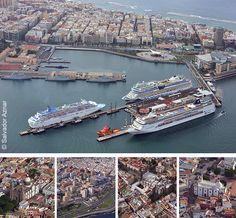Salvador Aznar / Fotógrafo, Tenerife, Islas Canarias: Fotos aéreas en Gran Canaria