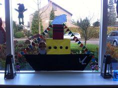 Raamdecoratie Sinterklaas. Aquarium, Kids, School, Aquarius, Children, Boys, Fish Tank, Children's Comics, Boy Babies