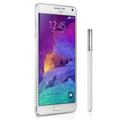 ราคาถูก  Samsung Galaxy Note 4 32 GB white (สินค้าตัวโชว์ไม่มีกล่อง)  ราคาเพียง  9,790 บาท  เท่านั้น คุณสมบัติ มีดังนี้ Snapdragon 805 APQ8084 Pro (28nm) 2.7Ghz Quad-Core Krait450RAM 3 GB โหมด Ultra Power Saving Mode ประหยัดพลังงานขั้นพิเศษด้วยการเปลี่ยนหน้าจอเป็นขาวดำ สามารถใช้งานได้ต่อเนื่อง 24 ชั่วโมงแม้ว่าแบตเตอรี่จะเหลือแค่ 10% Fast Charging ปรับปรุงระบบในการชาร์จแบตเตอรี่ สามารถชาร์จได้50% ในเวลาแค่ 30 นาที ปากกา S Pen ปรับปรุงใหม่ รองรับน้ำหนักในการกดเพิ่มขึ้นถึง 2048ระดับ จากเดิม…