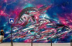 Paris 2014 by Hopare - Street Art by Hopare  <3 <3