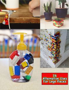 Lego Hacks That You Never Would Have Thought Of