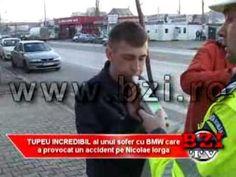 TUPEU INCREDIBIL al unui sofer cu BMW care a provocat un accident pe Nicolae Iorga  BZITV    http://www.descoperi.ro/tupeu-incredibil-al-unui-sofer-cu-bmw-care-a-provocat-un-accident-pe-nicolae-iorga-bzitv-2/